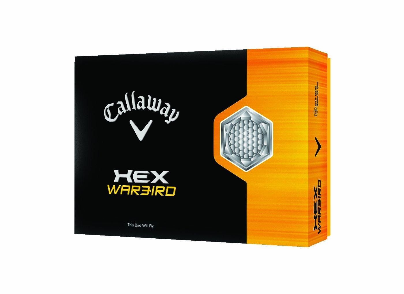 callawy hex warbird best distance golf ball