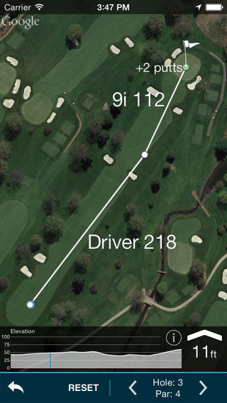golf pad best golf gps app for iphone