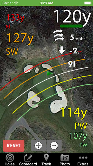 swing by swing app best golf gps app for iphone