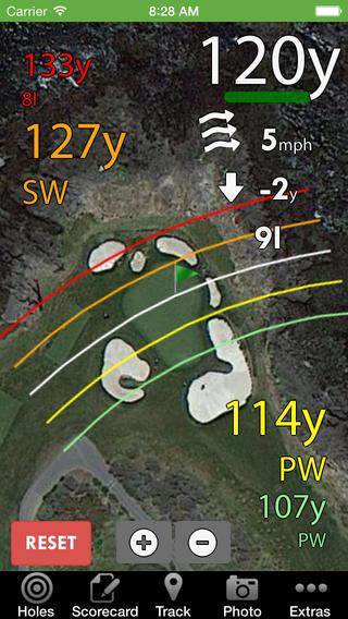 swing by swing app best golf gps app for iphone