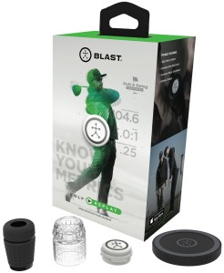 blast motion golf replay swing analyzer