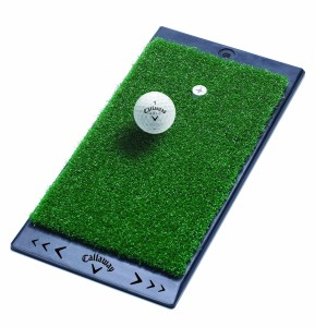 callaway ft launch zone hitting mat best golf mat