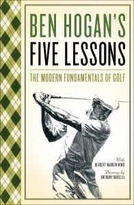 ben hogans five lessons of golf
