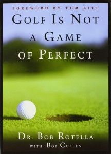 golf is not a game of perfect book