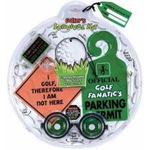 golfers survival kit
