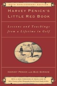 harvey penick little red book best golf instruction books