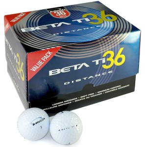 intech beta ti cheap golf balls