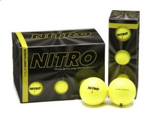 nitro tour distance golf balls best cheap golf balls