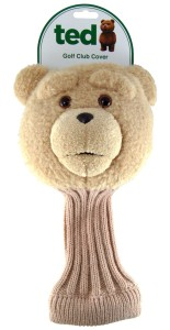 ted talking golf club cover funny golf gifts