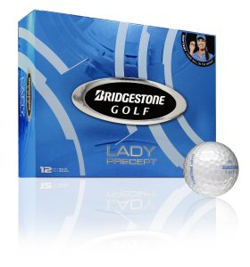 bridgestone golf lady precept golf balls best golf balls for women