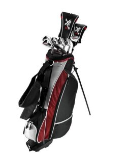 knight men's complete golf set
