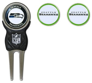 nfl golf divot tool seattle seahawks