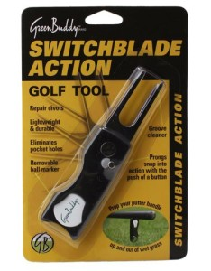 proactive greenbuddy switch blade best divot tool