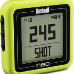 bushnell neo ghost golf gps device