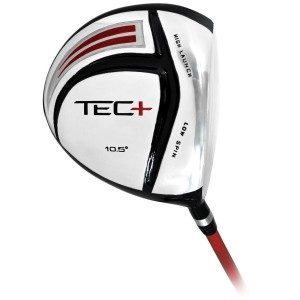 TEC Plus 460 cc Ti Matrix Driver