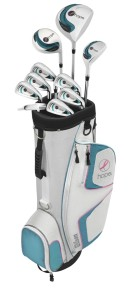 Wilson Women's Hope Complete Golf Package Set