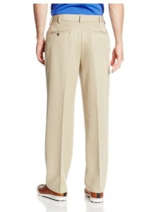 izod classic fit microsanded golf pant mens