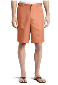 haggar cool 18 gabardine golf shorts